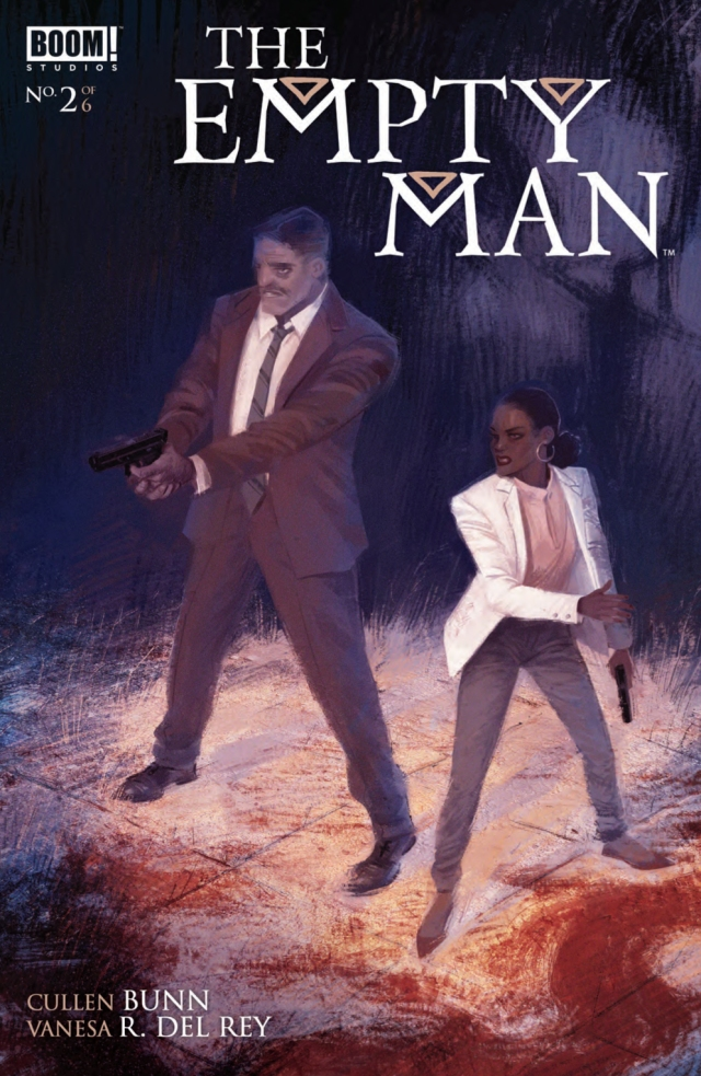 Empty Man #2 Cover