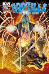 GODZILLA RULERS OF EARTH #14
