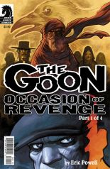 GOON OCCASION OF REVENGE #1