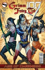 GRIMM FAIRY TALES #100 COVER E