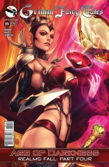 GRIMM FAIRY TALES #99 COVER A