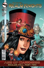GRIMM FAIRY TALES REALM KNIGHTS ONE-SHOT COVER A