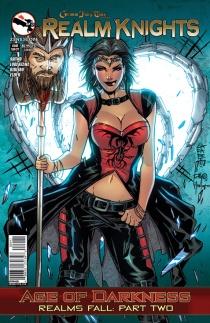 GRIMM FAIRY TALES REALM KNIGHTS ONE-SHOT COVER D