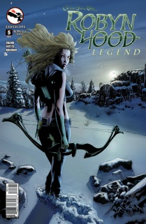 GRIMM FAIRY TALES ROBYN HOOD LEGEND #5 COVER B