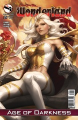GRIMM FAIRY TALES WONDERLAND #25 COVER A