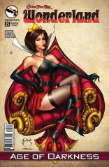 GRIMM FAIRY TALES WONDERLAND #25 COVER B