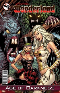 GRIMM FAIRY TALES WONDERLAND #25 COVER C