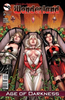 GRIMM FAIRY TALES WONDERLAND #25 COVER E