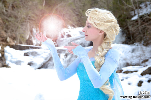 Kate Martin as Elsa Ng-Master.Com