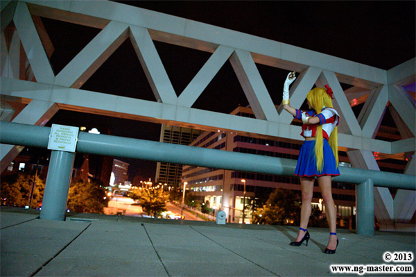 Kate Martin as Sailor V Ng-Master.Com