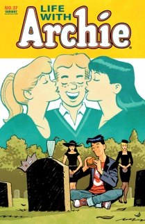 LIFE WITH ARCHIE #37 VARIANT A