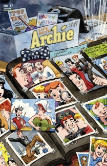 LIFE WITH ARCHIE #37 VARIANT B