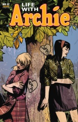 LIFE WITH ARCHIE #37 VARIANT C