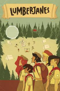 LUMBERJANES #4 COVER A