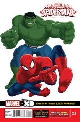 MARVEL UNIVERSE ULTIMATE SPIDER-MAN #28