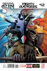 MIGHTY AVENGERS #12