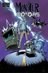 MONSTER MOTORS ONE-SHOT