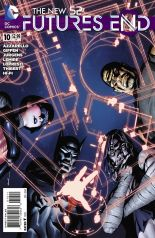 NEW 52 FUTURES END #10