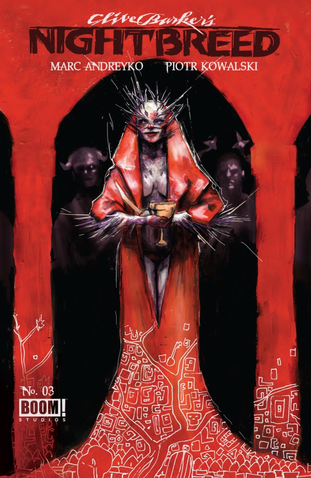 Nightbreed #3 Cover A