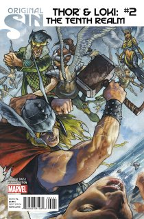 ORIGINAL SIN THOR & LOKI THE TENTH REALM #2 VARIANT