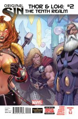 ORIGINAL SIN THOR & LOKI THE TENTH REALM #2