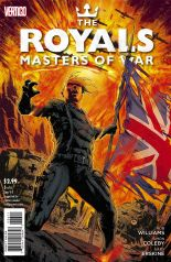 ROYALS MASTERS OF WAR #6