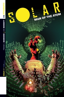 SOLAR MAN OF THE ATOM #4 LAU COVER