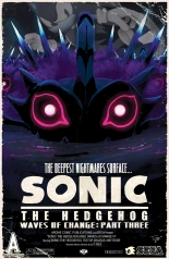 SONIC THE HEDGEHOG #262 VARIANT