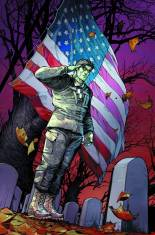 STAR SPANGLED WAR STORIES GI ZOMBIE #1