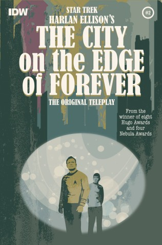 STAR TREK CITY ON THE EDGE OF FOREVER #2