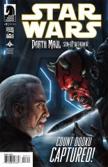 STAR WARS DARTH MAUL SON OF DATHOMIR #3