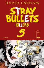 STRAY BULLETS #5 KILLERS