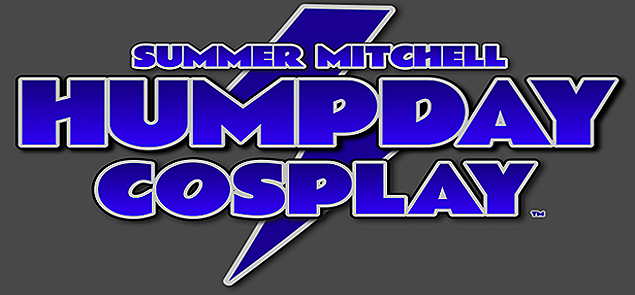 Summer Mitchell Humpday Cosplay Column Logo
