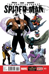 SUPERIOR FOES OF SPIDER-MAN #13