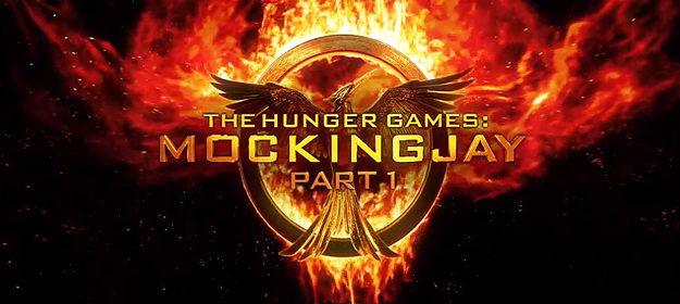 The Hunger Games- Mockingjay Part 1 Banner