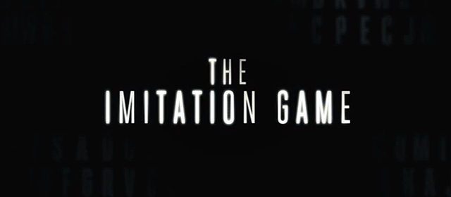 The Imitation Game Banner