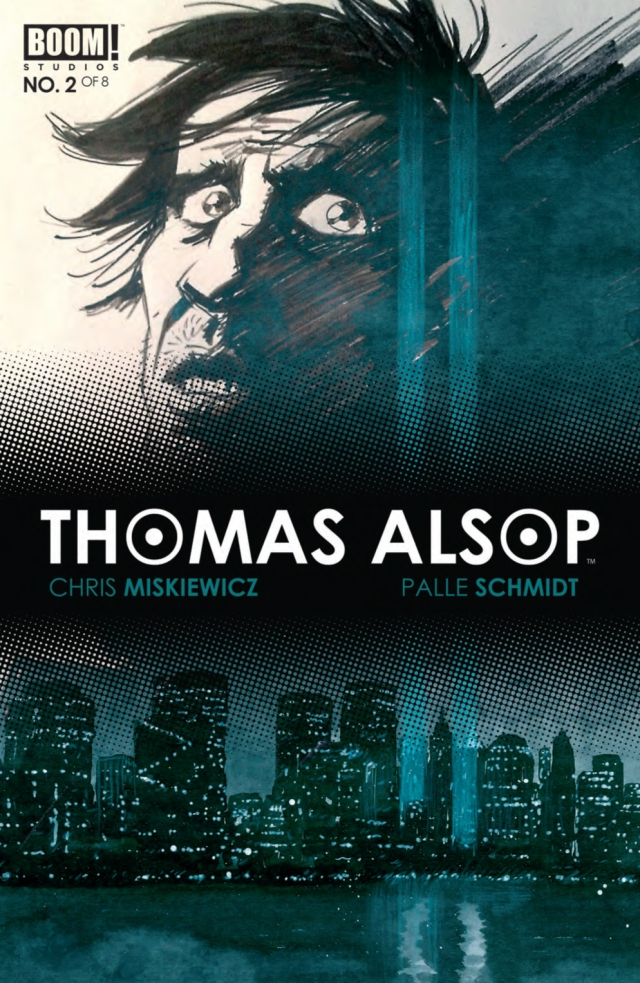 Thomas Alsop #2 Cover