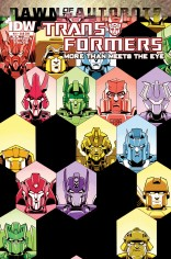 TRANSFORMERS MORE THAN MEETS THE EYE #31 SUB COVER