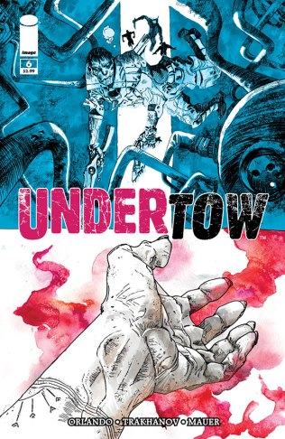 UNDERTOW #6 COVER A