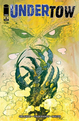 UNDERTOW #6 COVER B