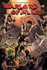 WARLORD OF MARS #0 ONE-SHOT