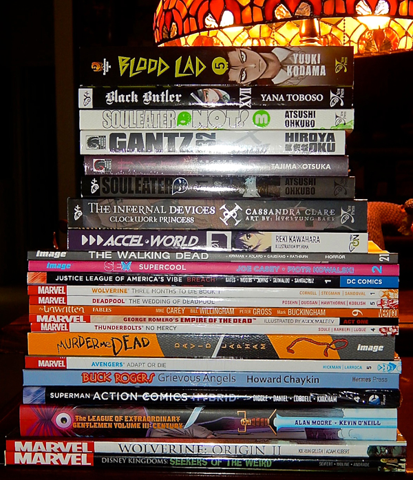 Weekly Stack 7.23.14