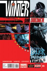 WINTER SOLDIER THE BITTER MARCH #5