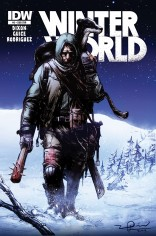 WINTERWORLD #2 SUB COVER