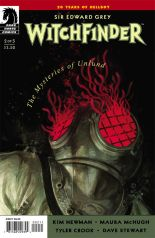 WITCHFINDER THE MYSTERIES OF UNLAND #2