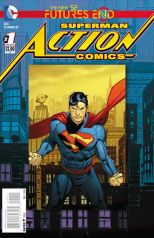 ACTION COMICS FUTURES END #1