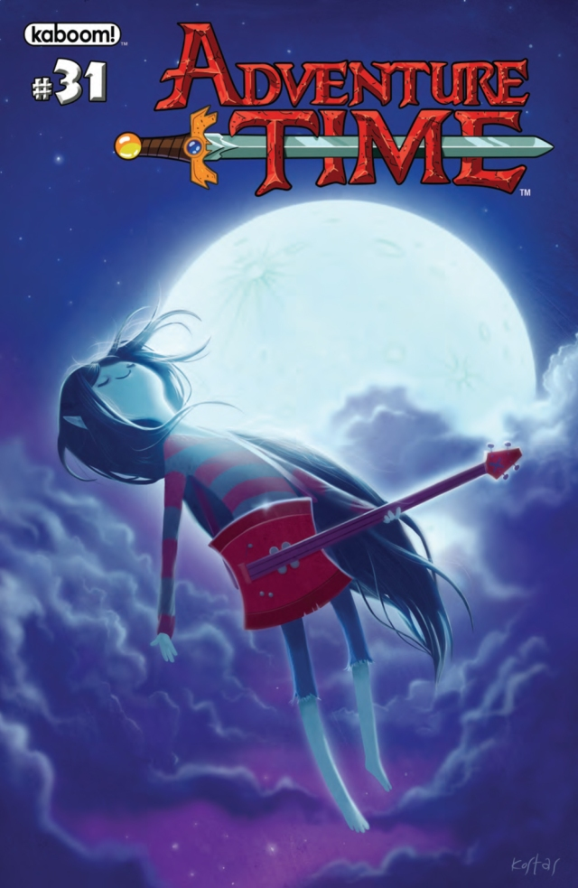 Adventure Time #31 Cover A