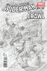 AMAZING SPIDER-MAN #1.4 VARIANT