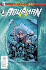 AQUAMAN FUTURES END #1