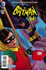 BATMAN 66 #14 VARIANT